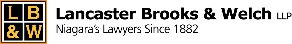 Lancaster, Brooks & Welch LLP