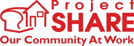 Project SHARE logo red 2