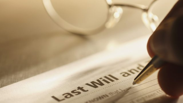 Wills & Powers of Attorney